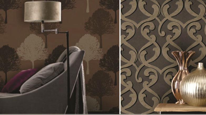 Empapelados vinilicos de pared casa belforte - Papel vinilico pared ...